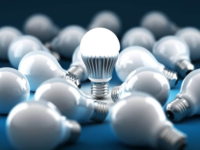 Why Are LED Lights So Popular For Businesses?